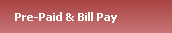 Prepaid and Bill Pay